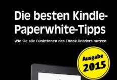 Die besten Kindle-Paperwhite-Tipps