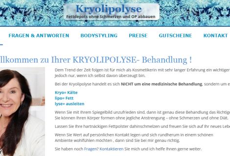 Kryolipolyse – Kosmetik Galerie Würth