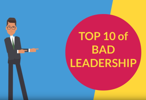 Top 10 of Bad Leadership